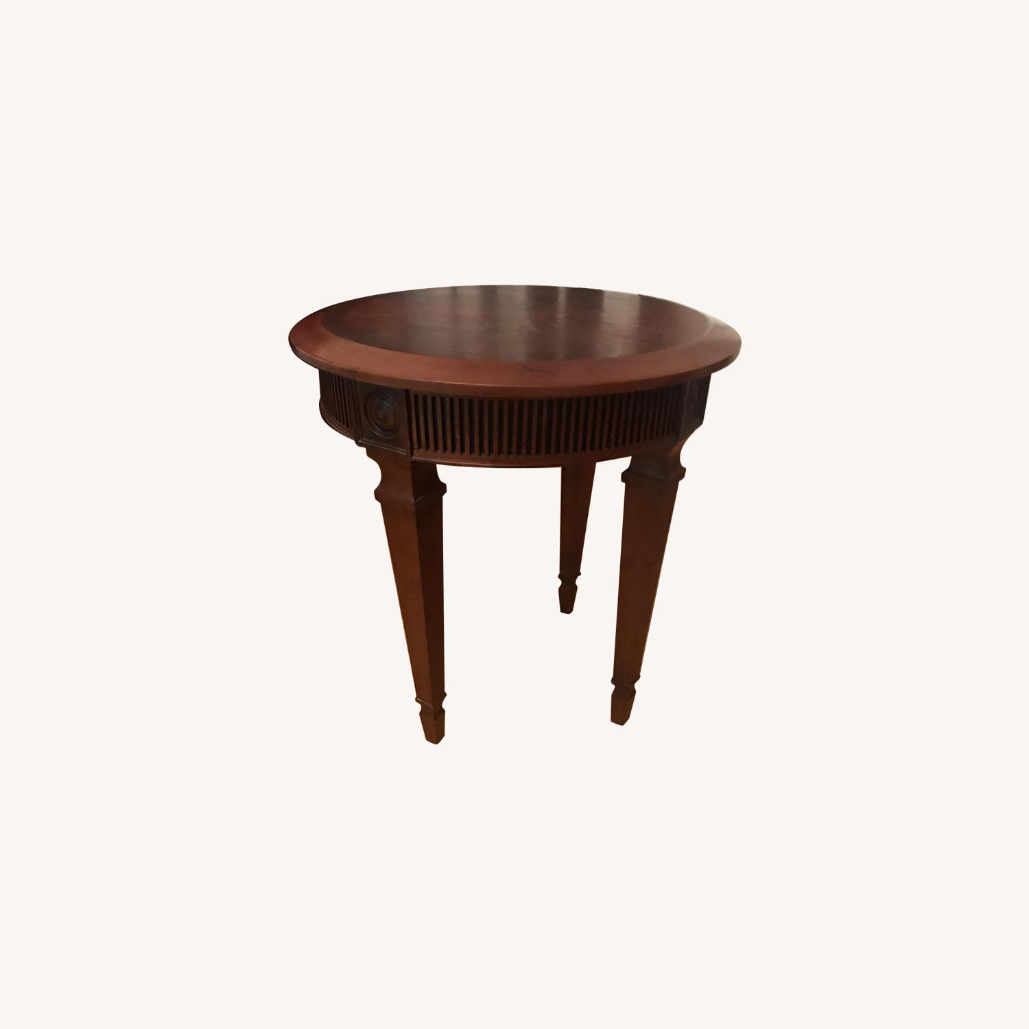 Bombay Company Antique-Style Side Tables - image-0