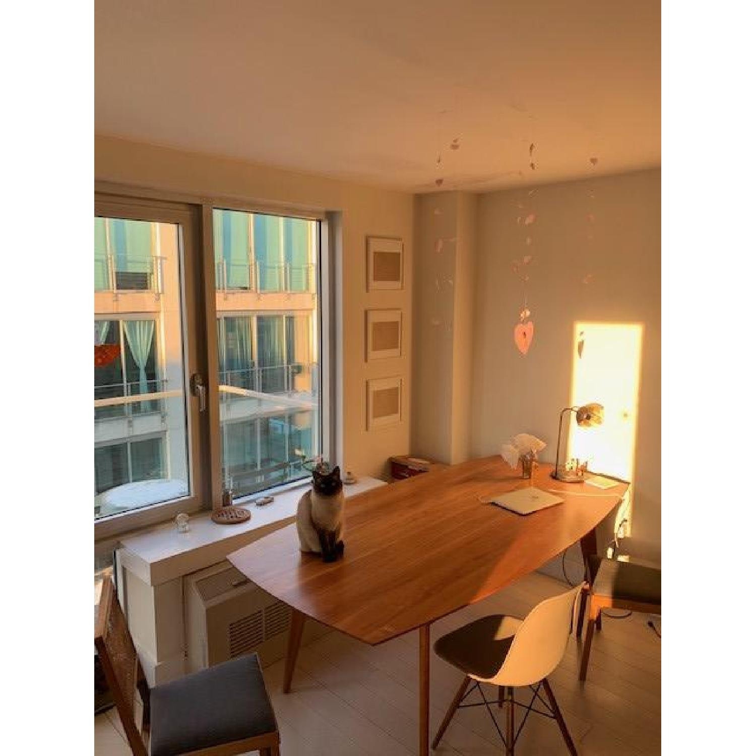 Room & Board Cherry Dining Table - image-4