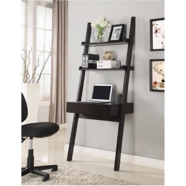 Cappuccino Ladder Desk - image-1