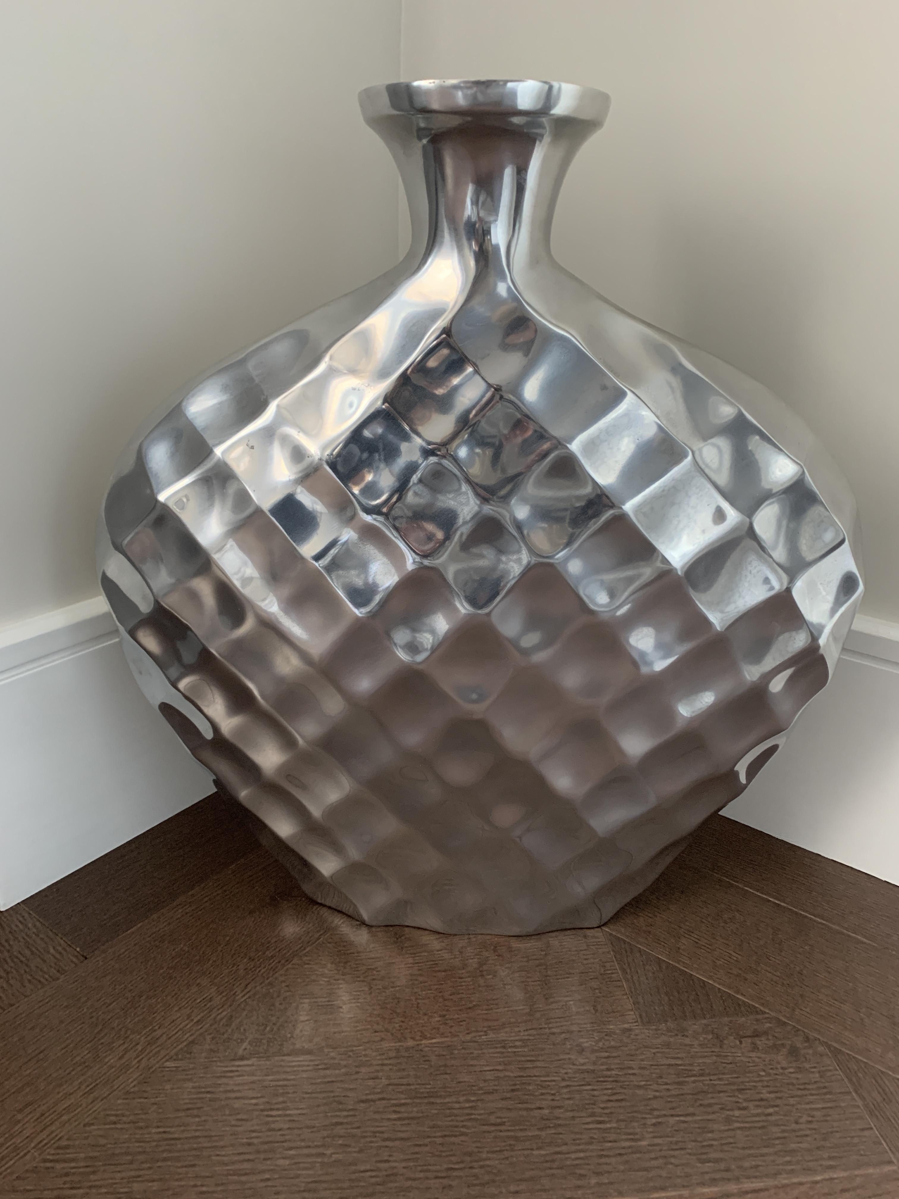 Z Gallerie Diamond Vase