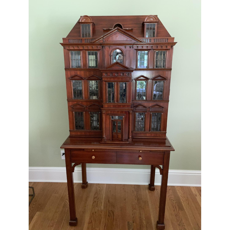 Maitland Smith Georgian Doll House Drink Cabinet - image-1