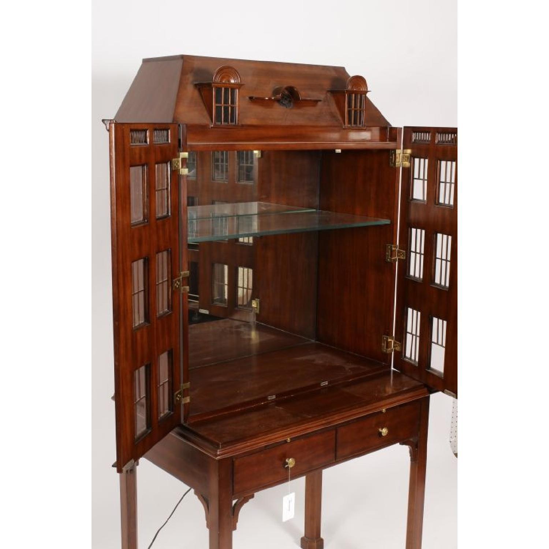 Maitland Smith Georgian Doll House Drink Cabinet - image-2