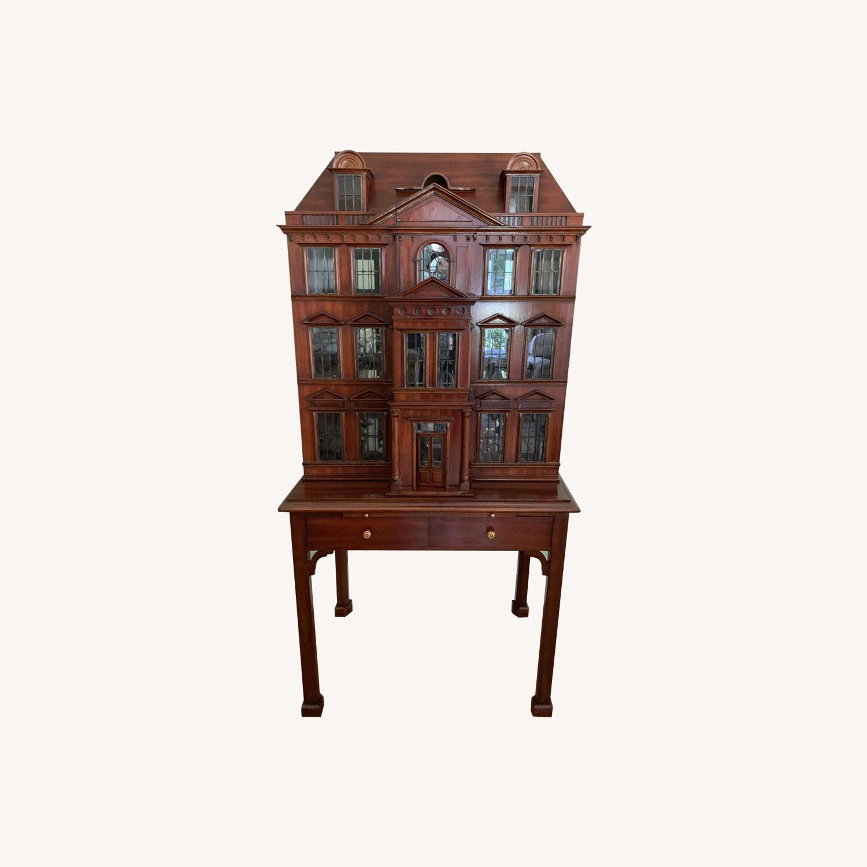 Maitland Smith Georgian Doll House Drink Cabinet - image-0