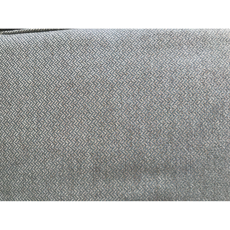 Dwell Studio Blue-Green Sofa - image-3