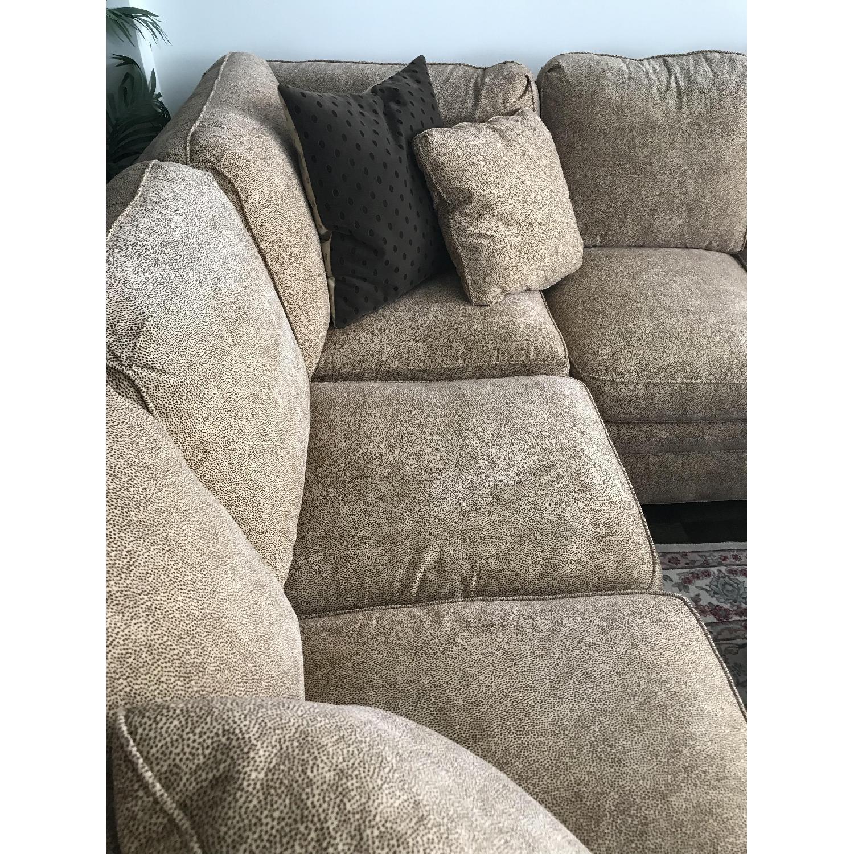 Thom Sweeney Custom 2 Piece Sectional Sofa - image-4