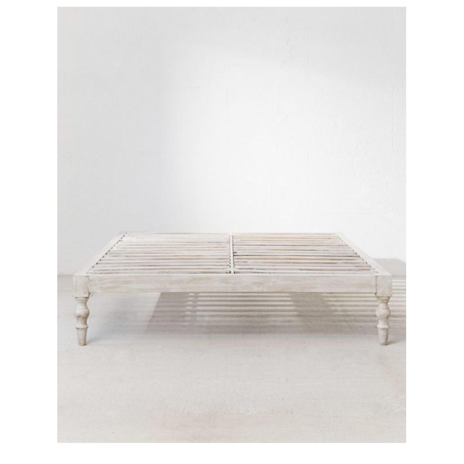 Urban Outfitters Bohemian Platform Bed - image-4