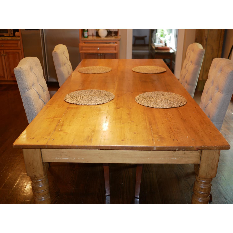 Pine Farm House Table - image-5