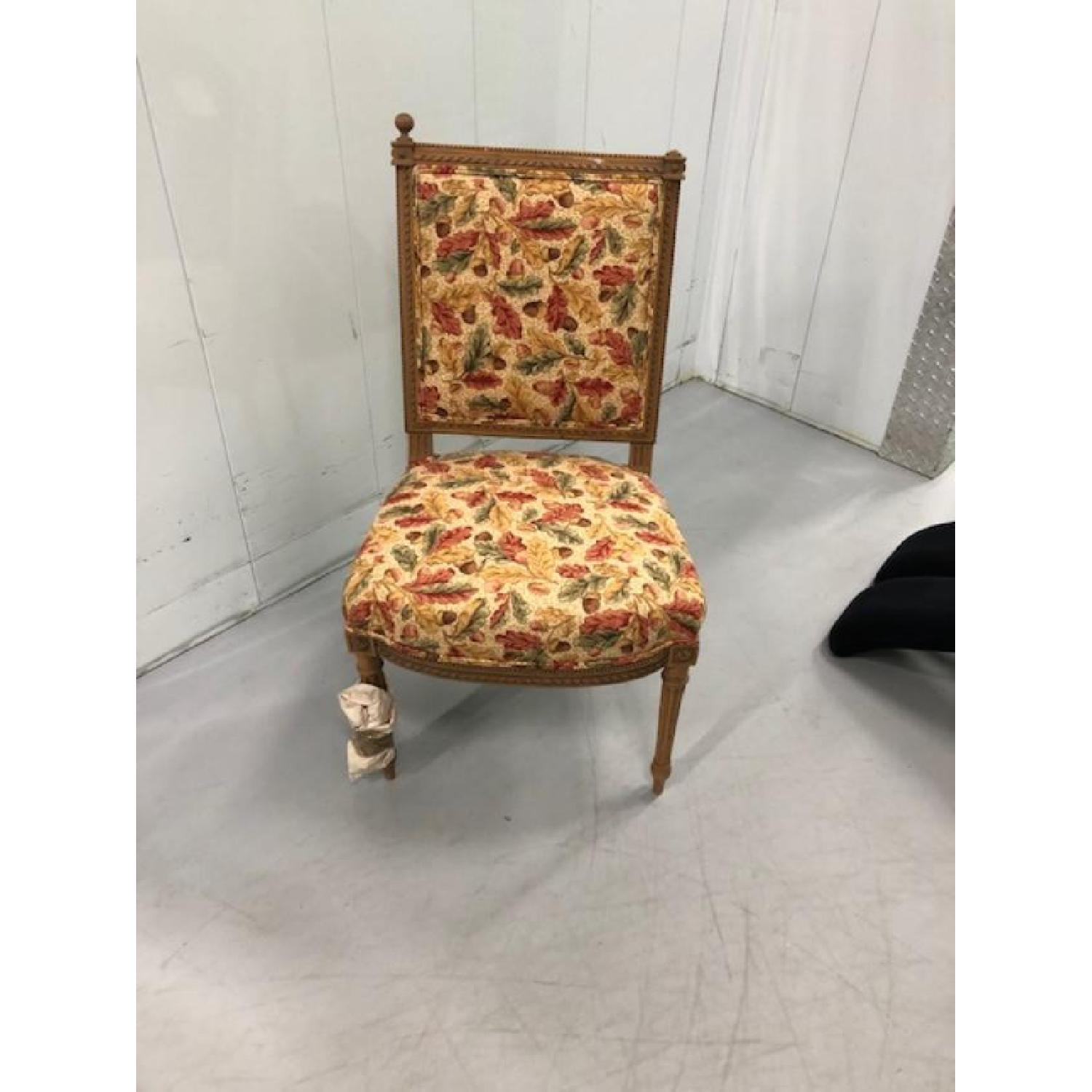 Upholstered Accent Chair - image-1
