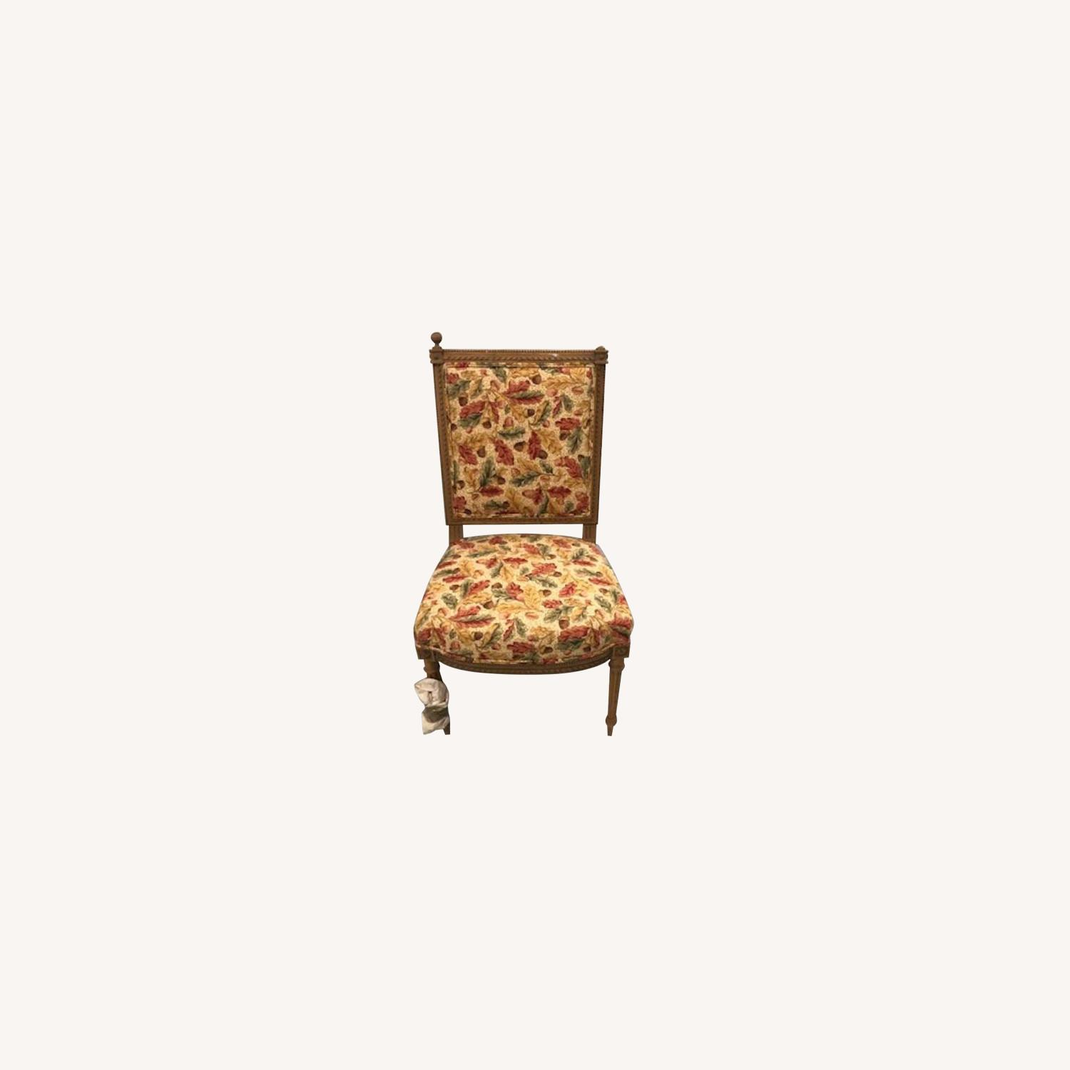 Upholstered Accent Chair - image-0