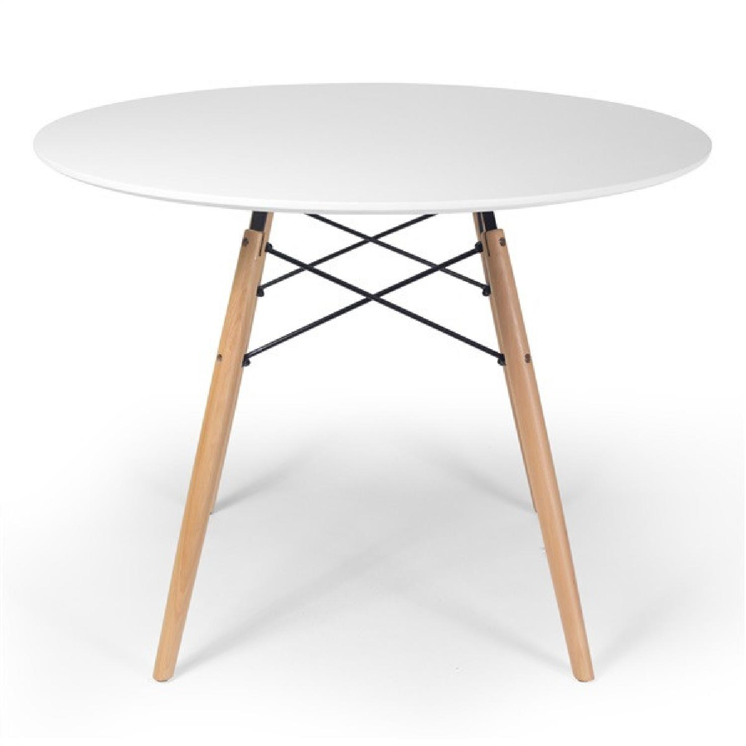 Eiffel Style Dining Table - image-0