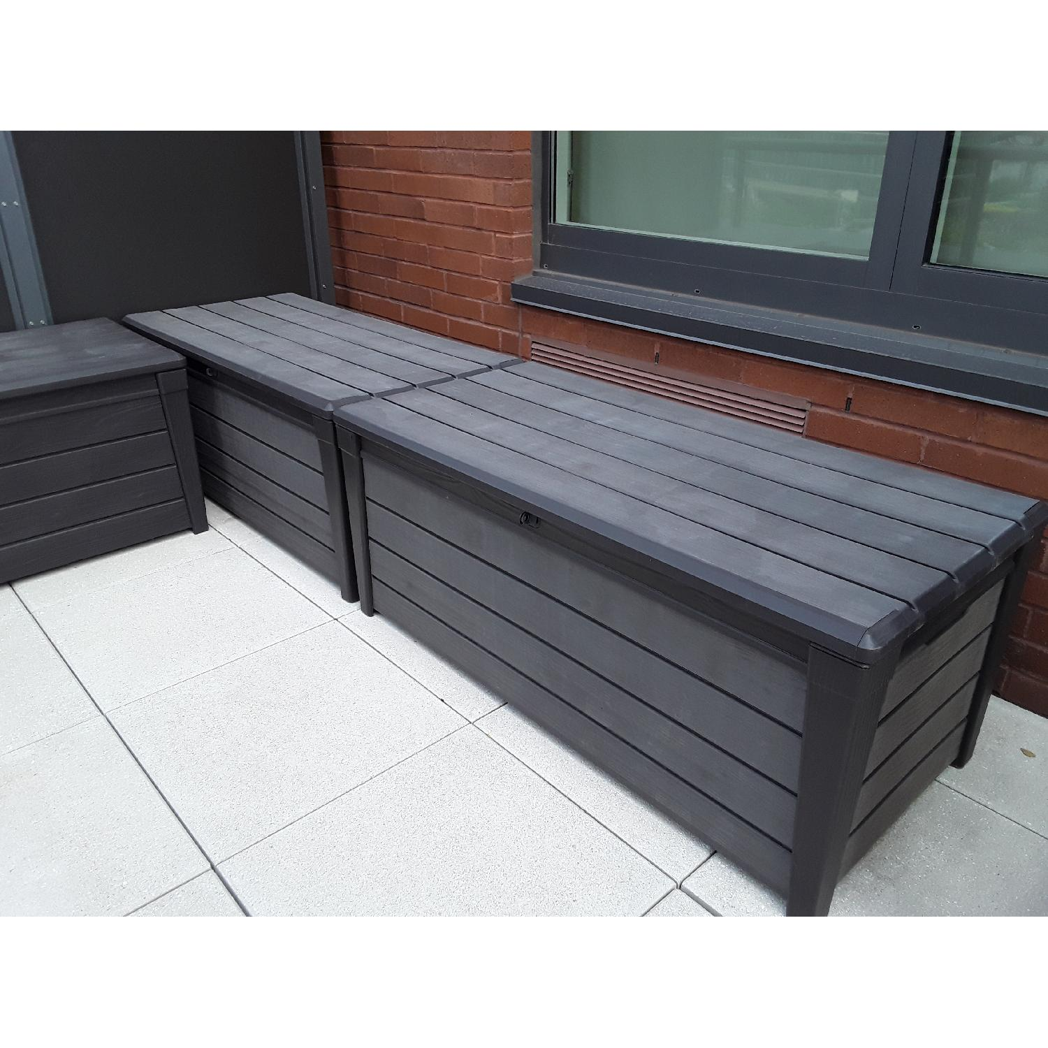 Keter Brightwood Deck Box - image-3