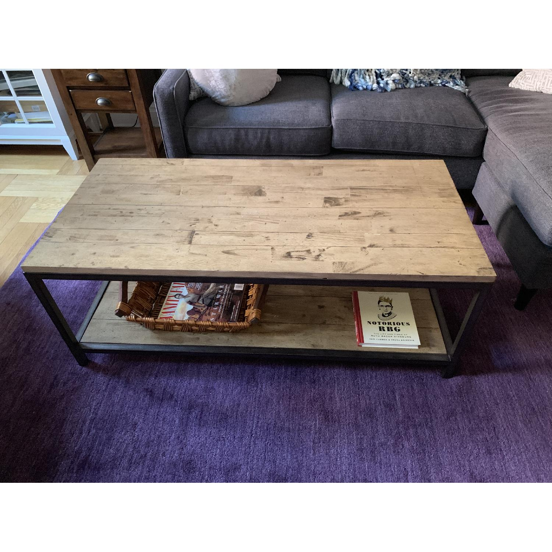 Ballard Designs Coffee Table - image-1