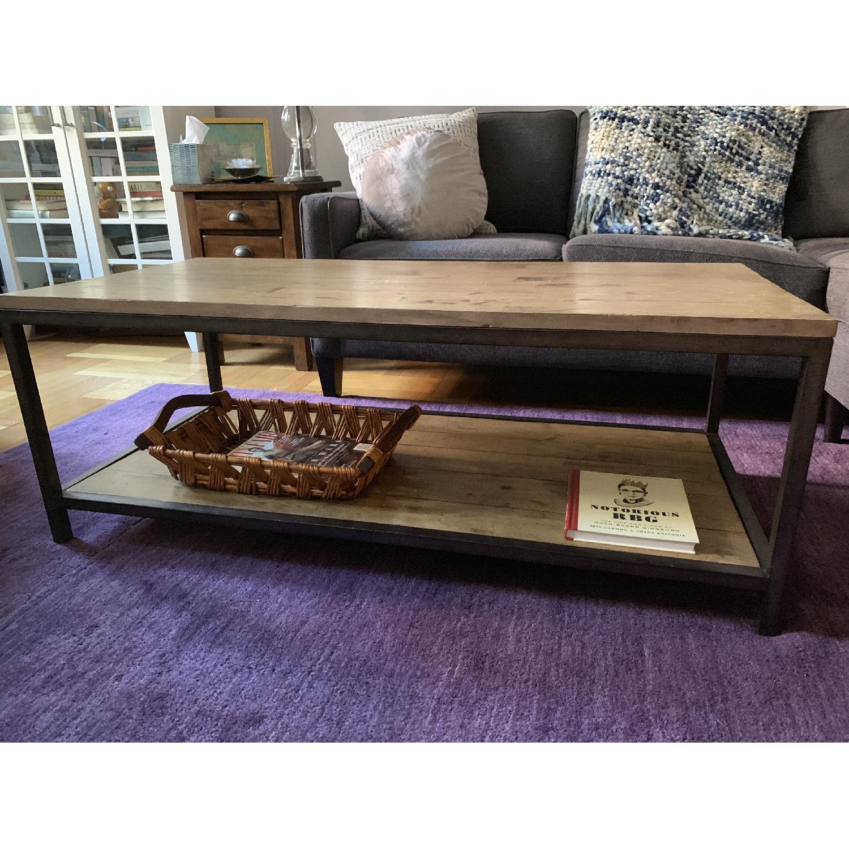 Ballard Designs Coffee Table - image-3