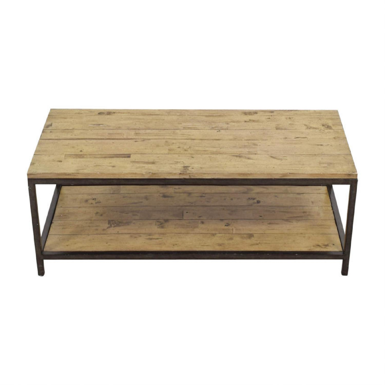 Ballard Designs Coffee Table - image-5