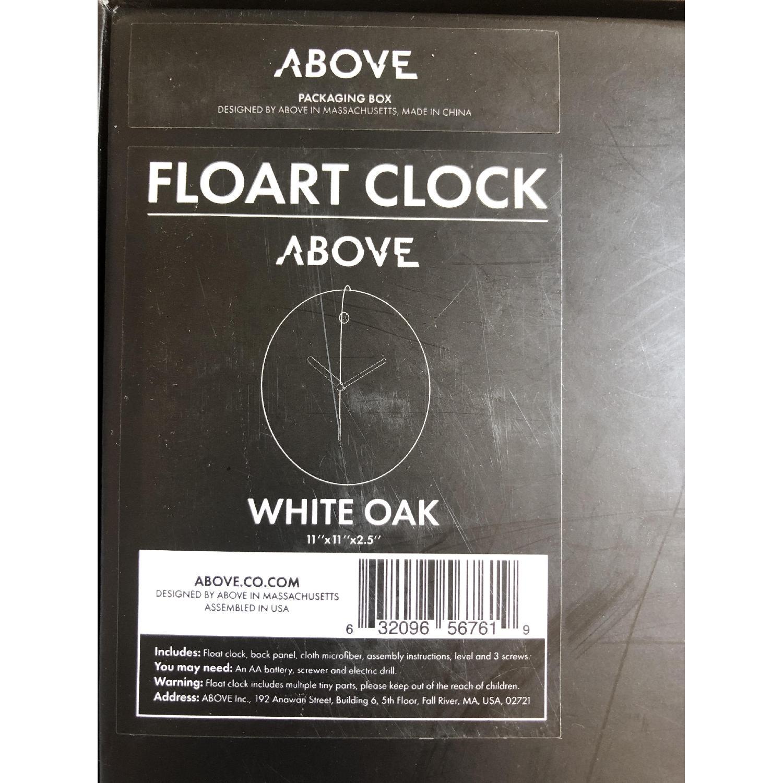 Above Floart Clock - image-1