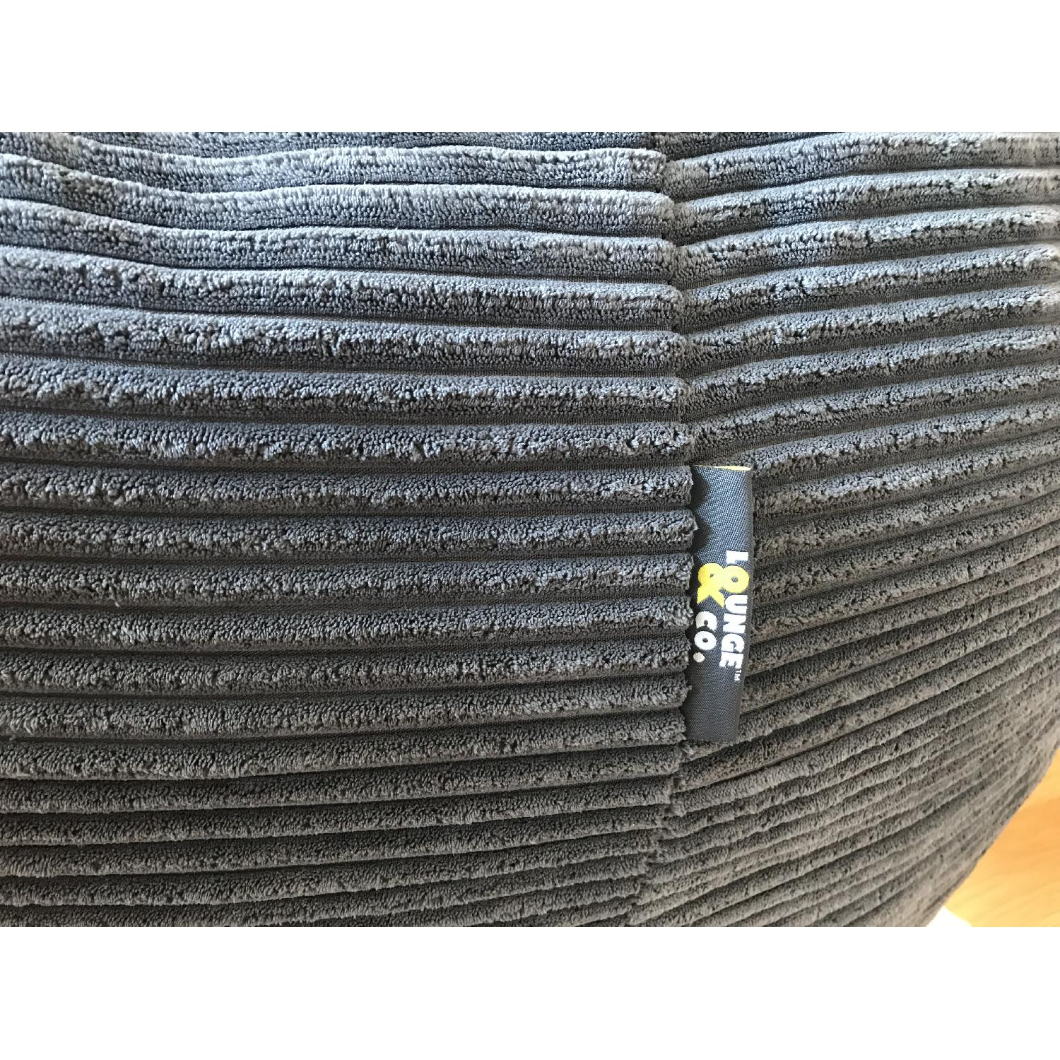 Lounge & Co Jumbo Foam Bean Bag - image-3
