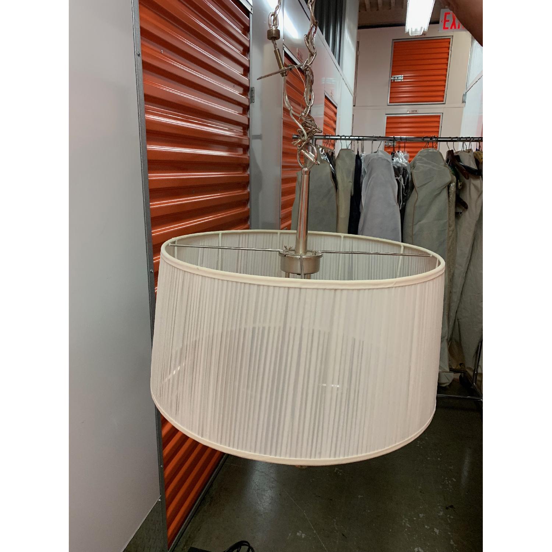 Crate & Barrel Modern Dining Room Chandelier - image-3