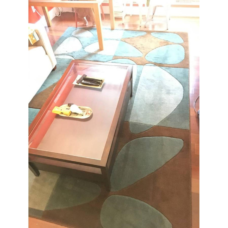 Aristo Halifax Brown Coffee Table - image-1