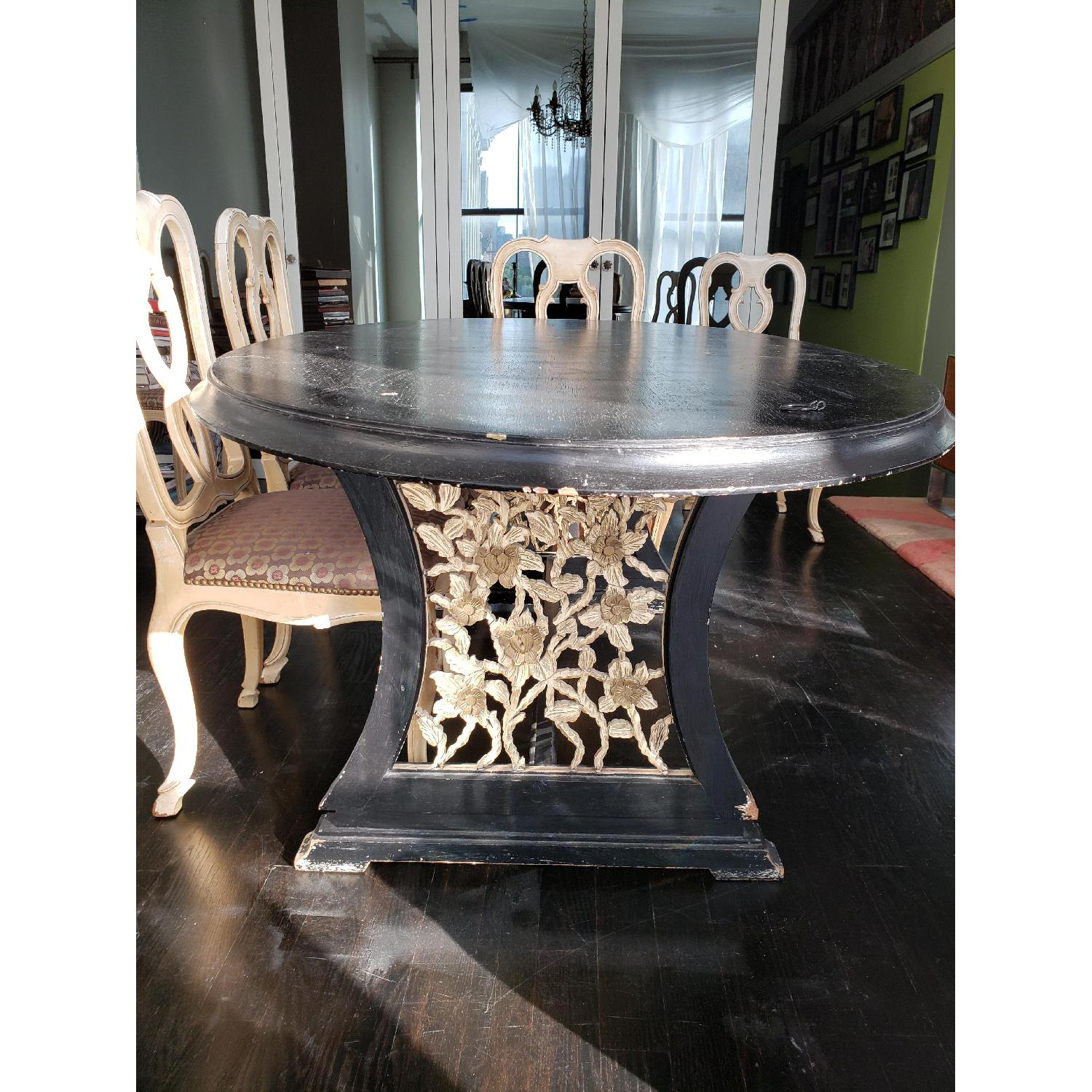 James Mont Style Dining Table - image-4