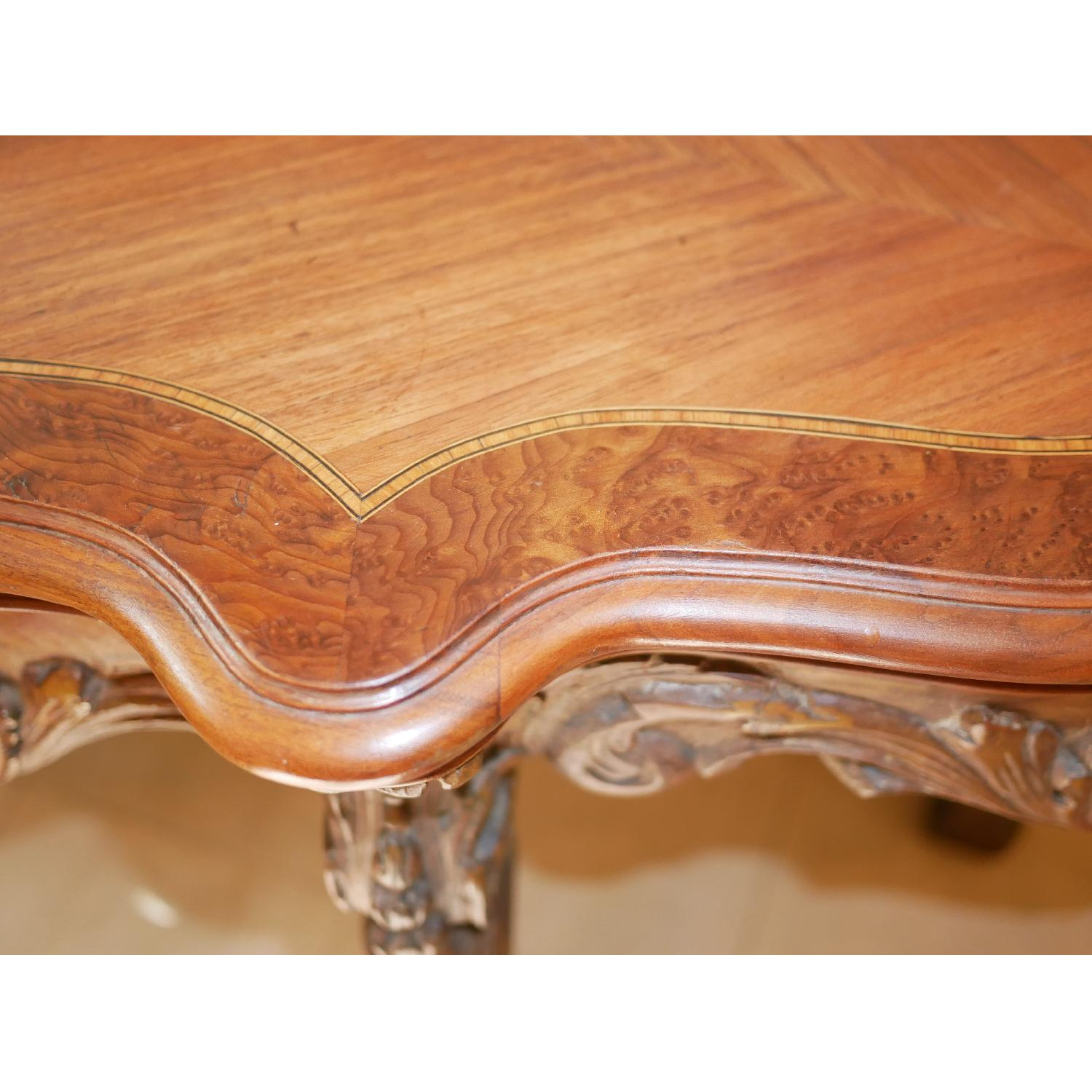 Antique American Console Table - image-4