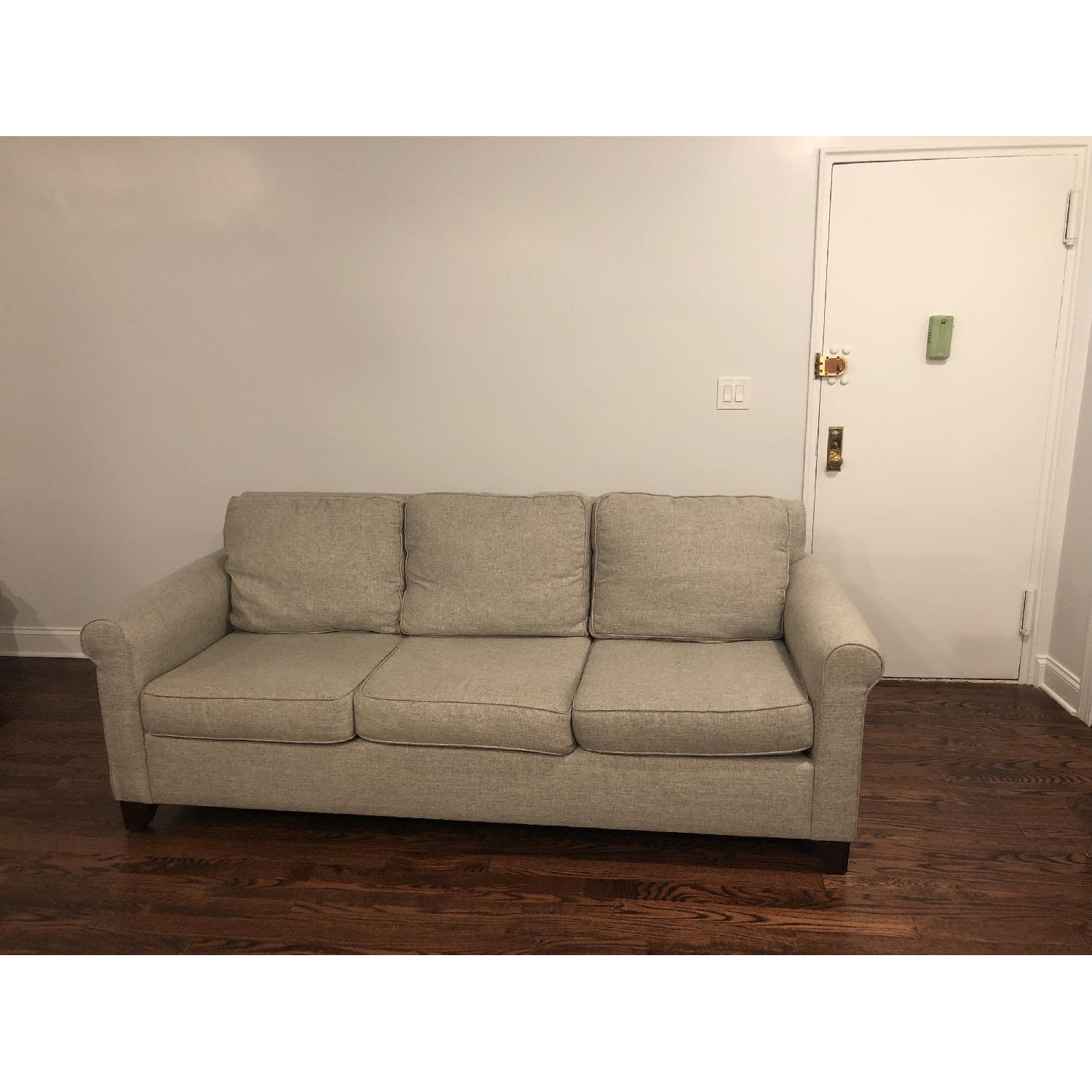 Pottery Barn Cameron Upholstered Sofa - image-2