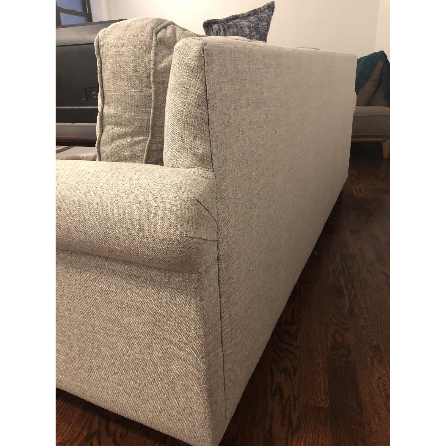 Pottery Barn Cameron Upholstered Sofa - image-3