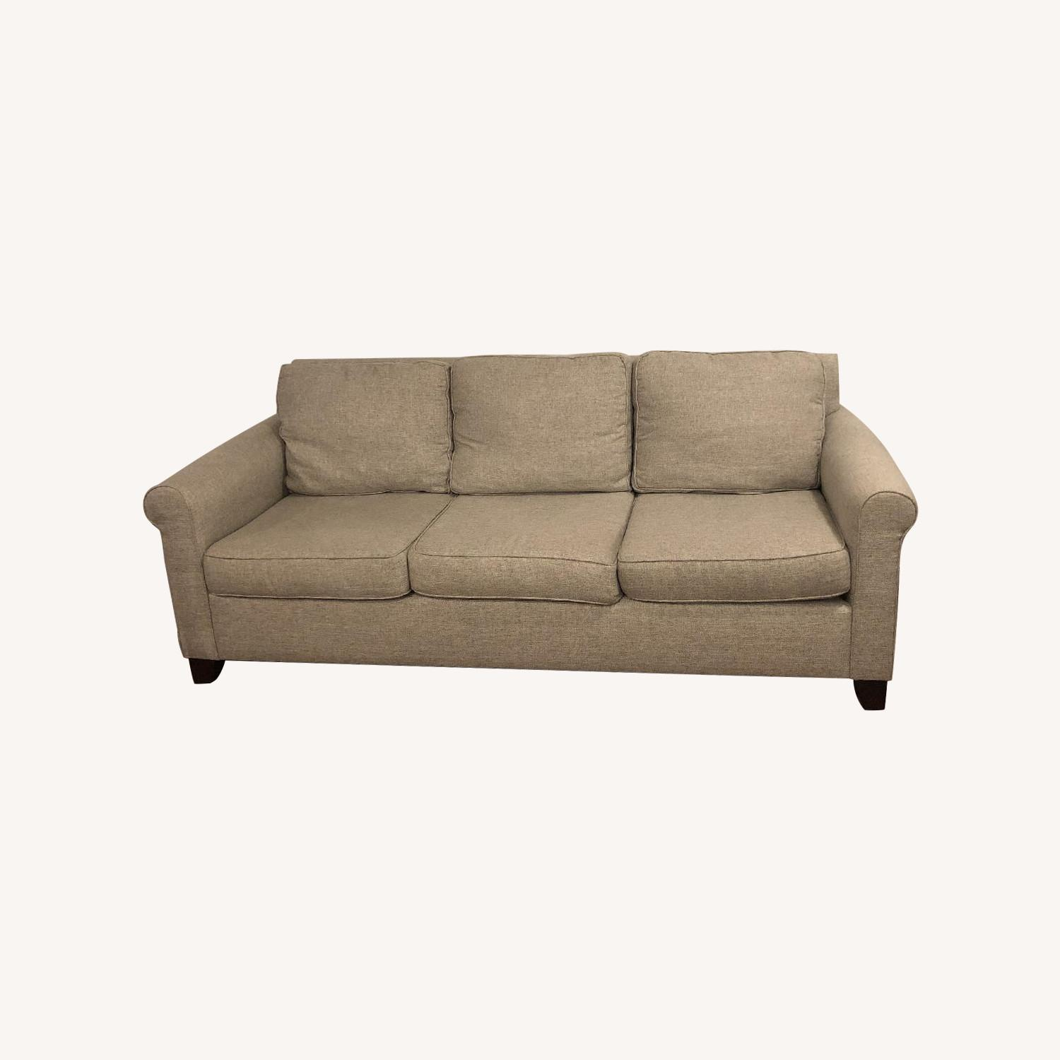 Pottery Barn Cameron Upholstered Sofa - image-0