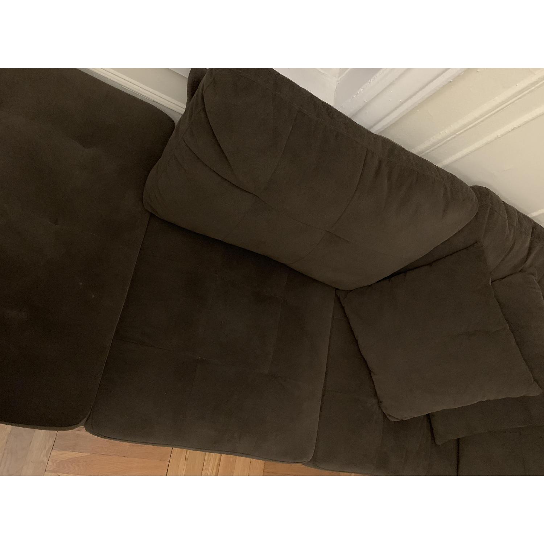 Pham Dark Brown Chaise - image-4