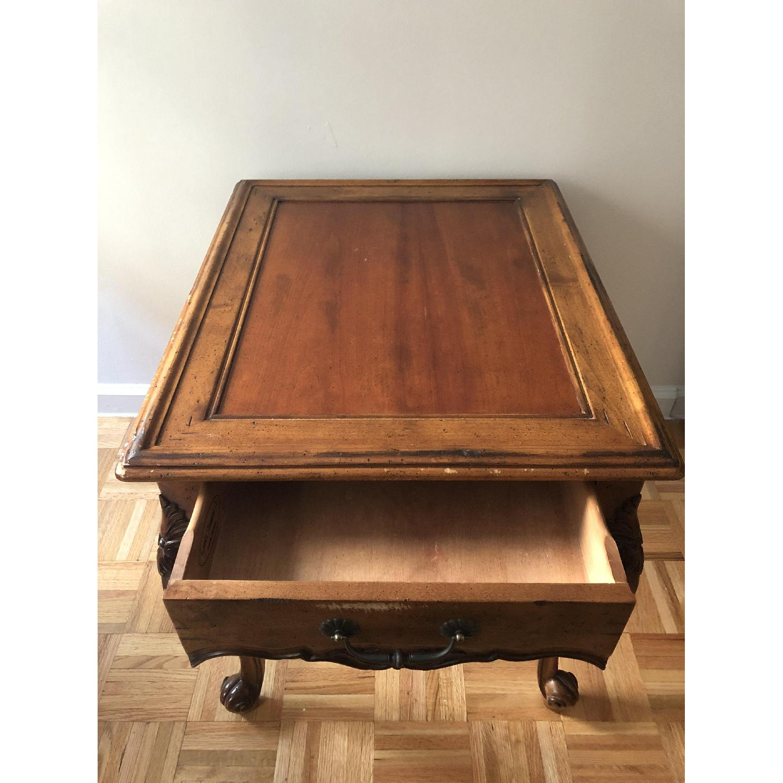 Superior Furniture Queen Anne Tea Table - image-3