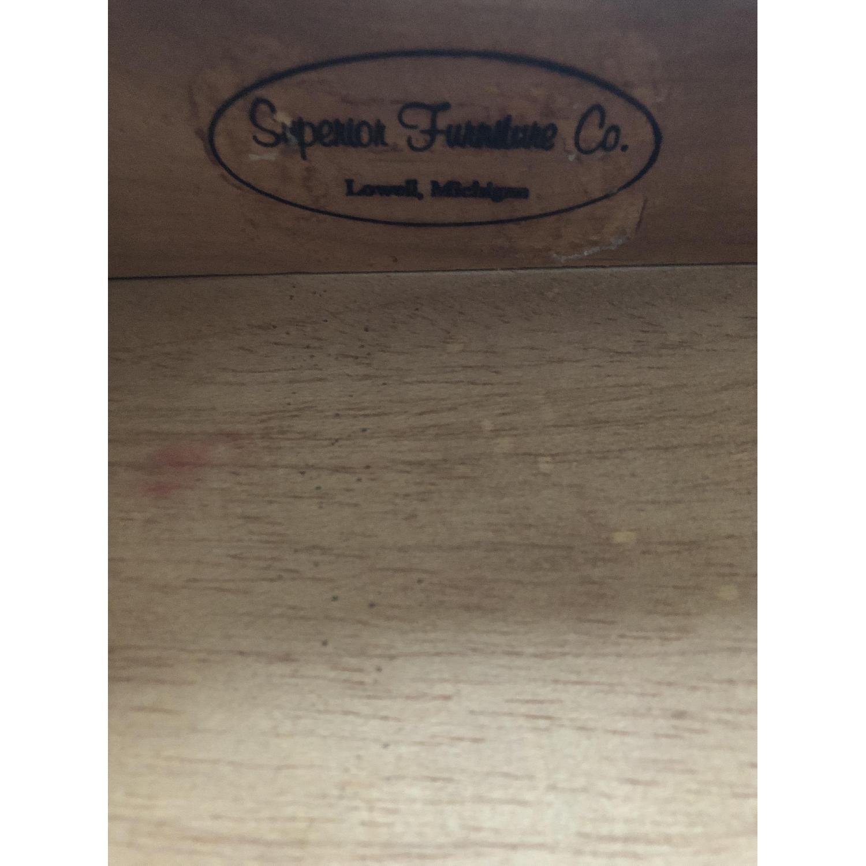 Superior Furniture Queen Anne Tea Table - image-6