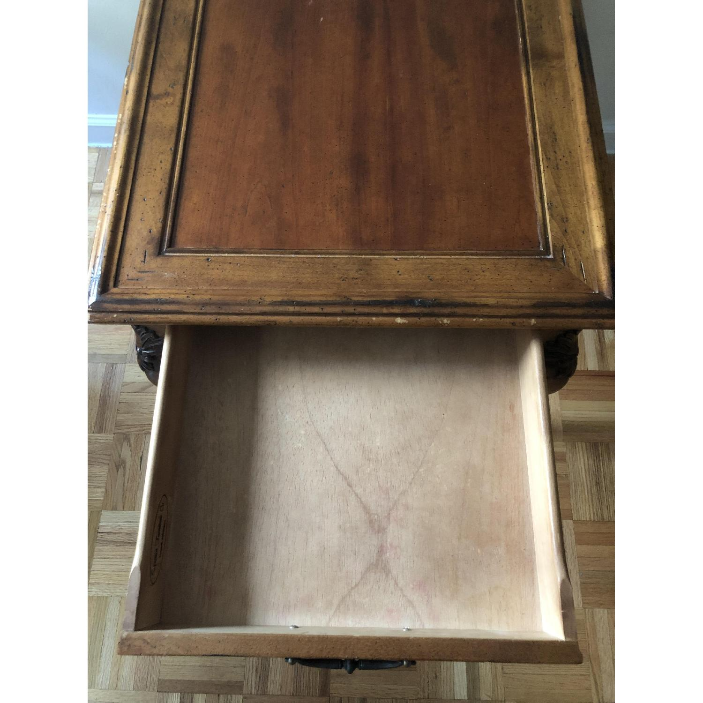 Superior Furniture Queen Anne Tea Table - image-4