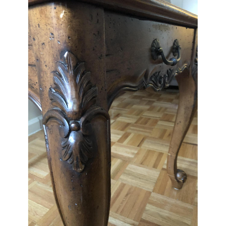 Superior Furniture Queen Anne Tea Table - image-8