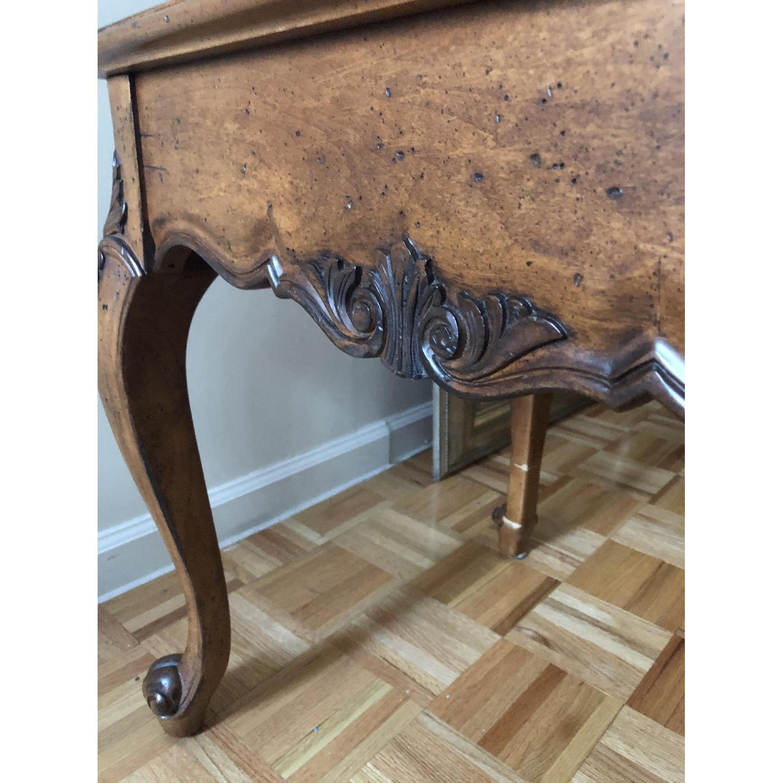 Superior Furniture Queen Anne Tea Table - image-7