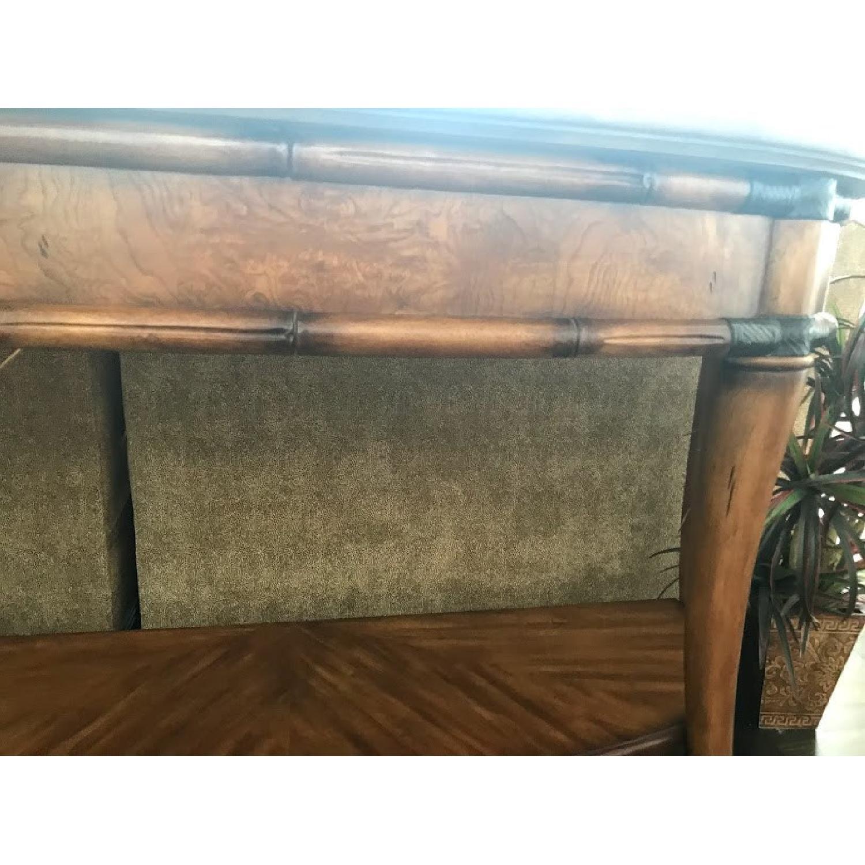 Schnadig Wood Sofa Table - image-3