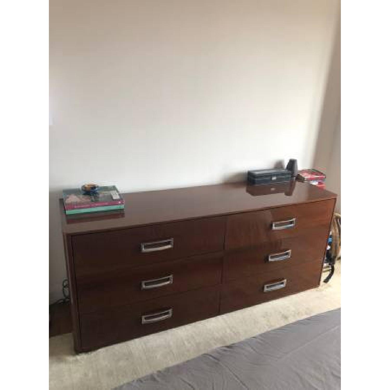 Nocci Designs Ralph Lauren Inspried 6 Drawer Double Dresser - image-1