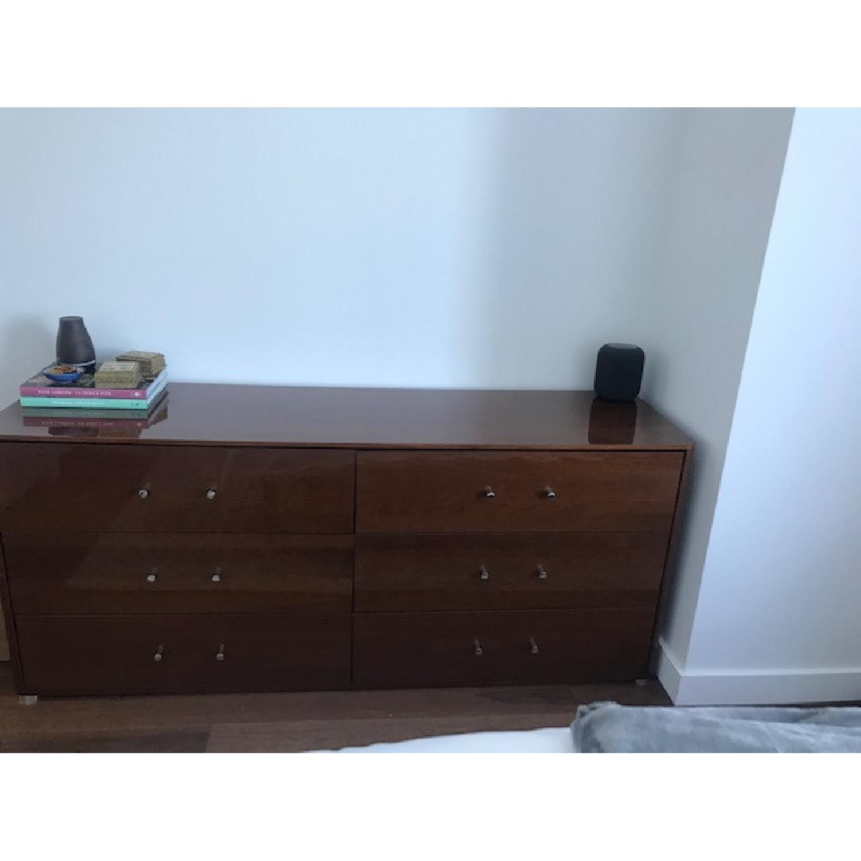 Nocci Designs Ralph Lauren Inspried 6 Drawer Double Dresser - image-2