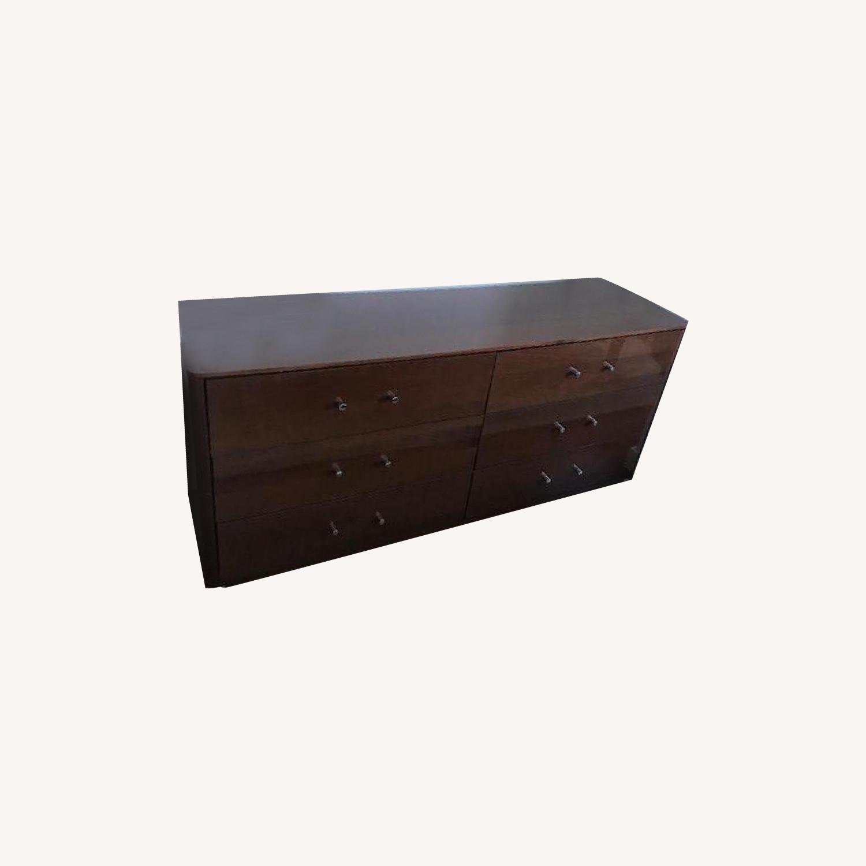 Nocci Designs Ralph Lauren Inspried 6 Drawer Double Dresser - image-4