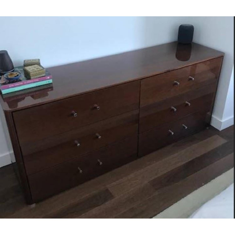 Nocci Designs Ralph Lauren Inspried 6 Drawer Double Dresser - image-0