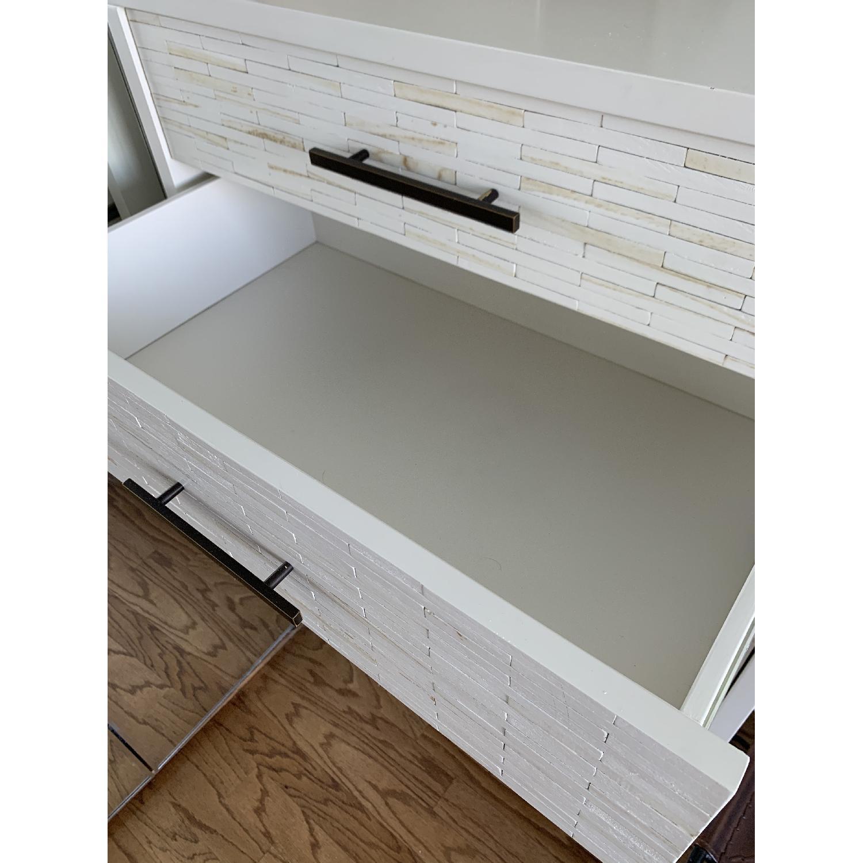 West Elm Wood Tiled 5-Drawer Dresser - image-2