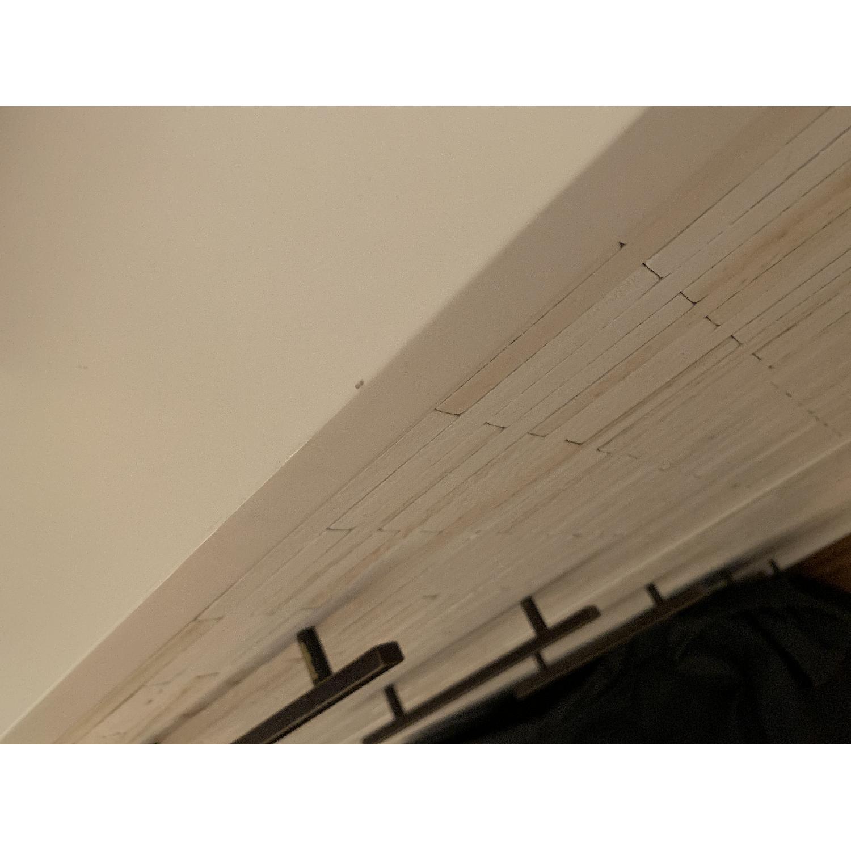 West Elm Wood Tiled 5-Drawer Dresser - image-7