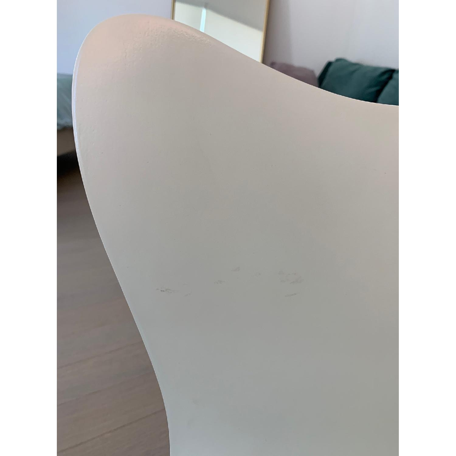 West Elm Scoop Back Dining Chair - image-6