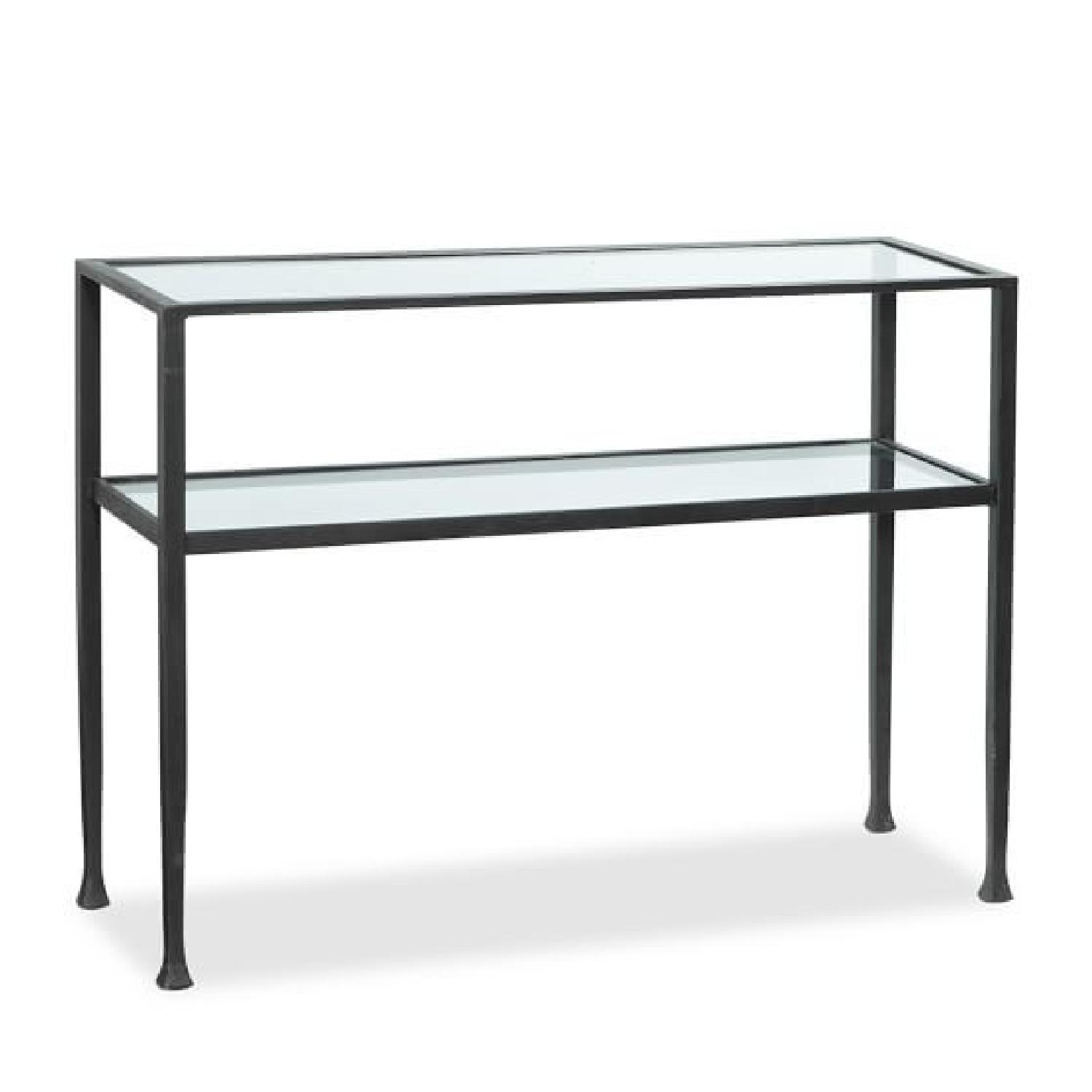 Pottery Barn Tanner Console Table - image-0