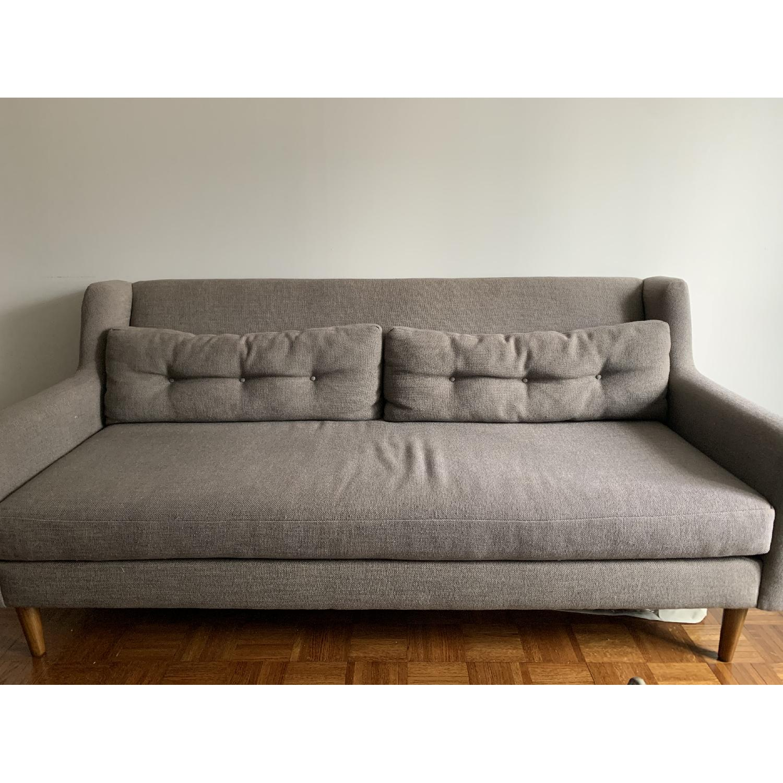West Elm Crosby Mid-Century Sofa - image-0