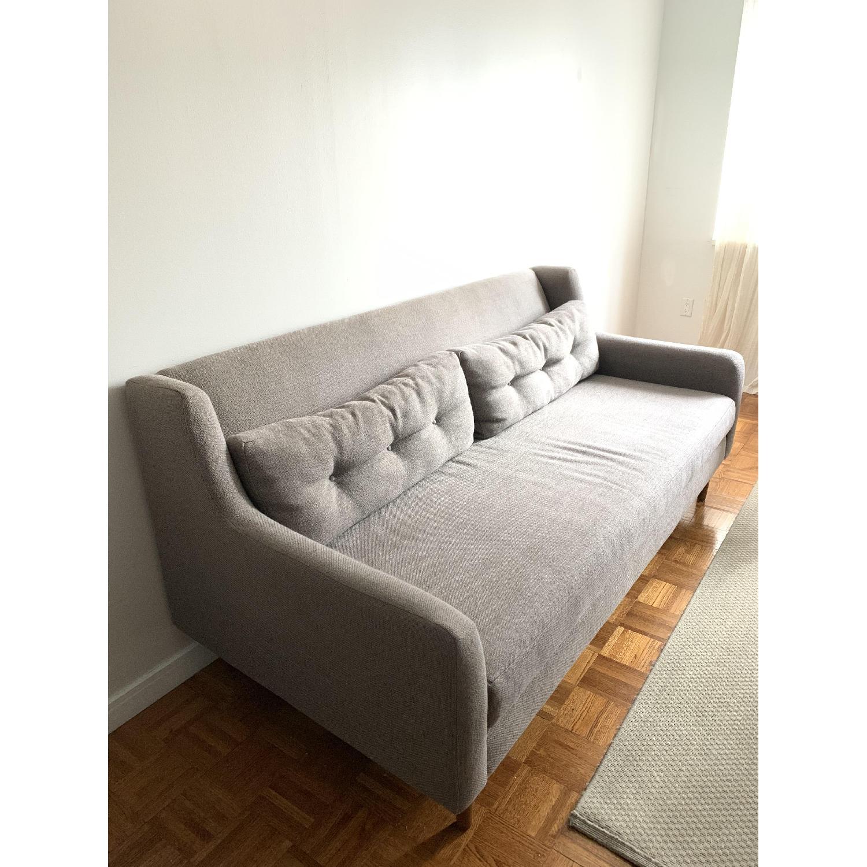 West Elm Crosby Mid-Century Sofa - image-2