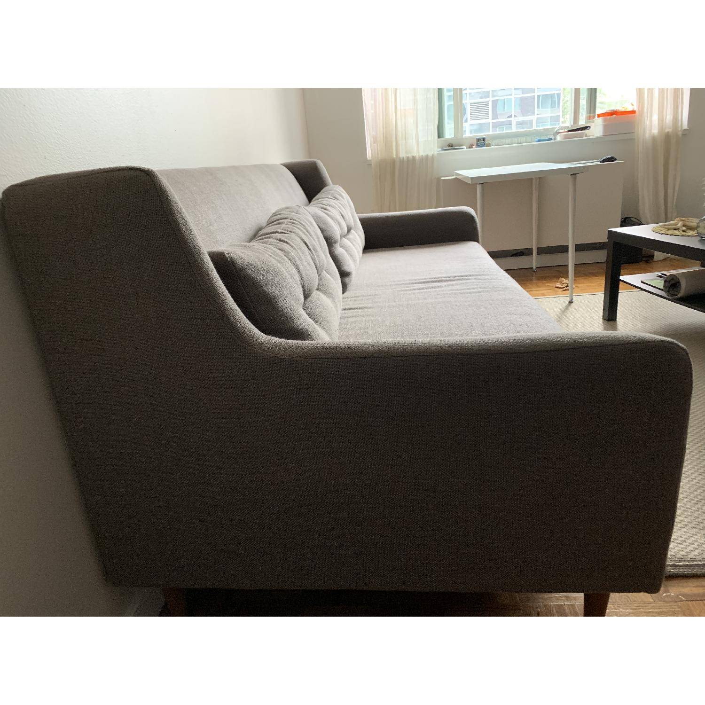 West Elm Crosby Mid-Century Sofa - image-4