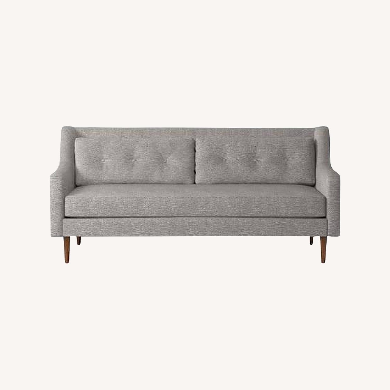 West Elm Crosby Mid-Century Sofa - image-5