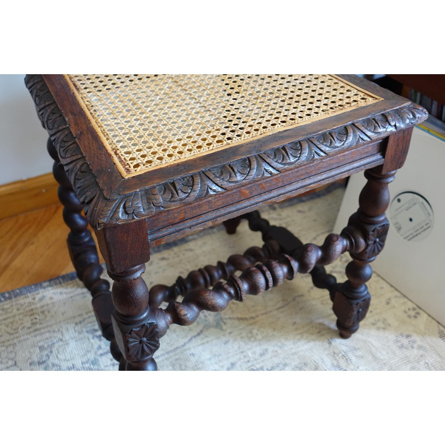 Antique French Colonial 19th Century Chair - image-14
