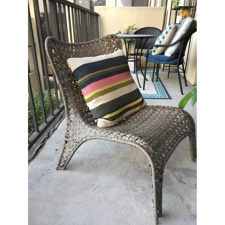 Allen + Roth Conversation Chair - image-0