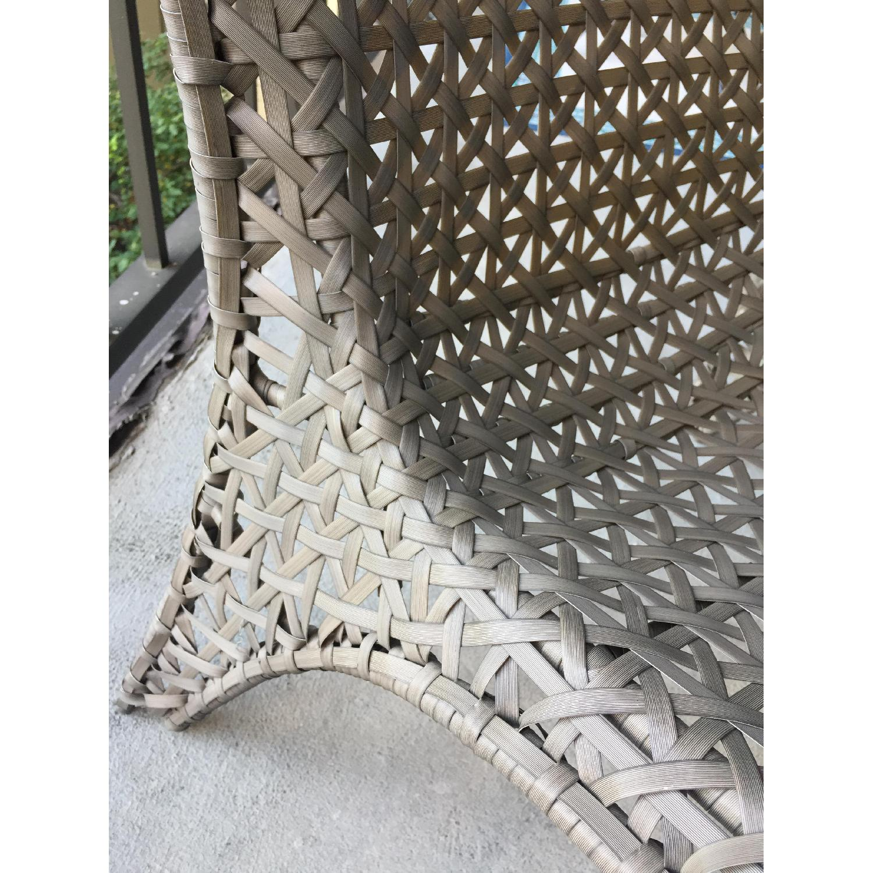 Allen + Roth Conversation Chair - image-1