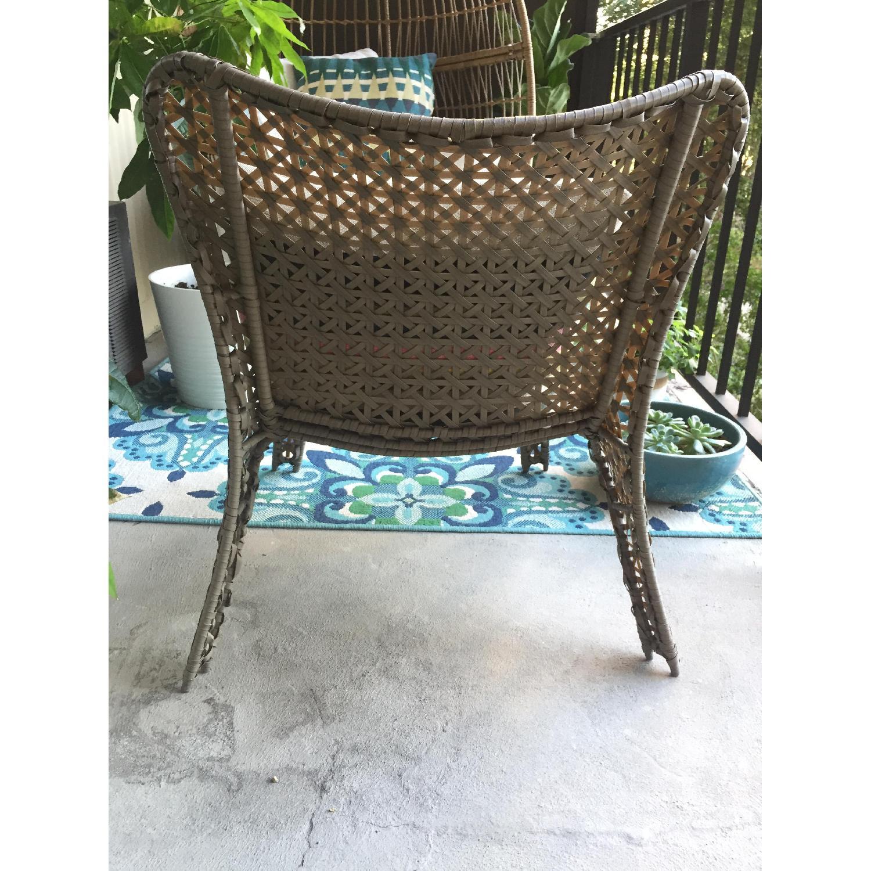 Allen + Roth Conversation Chair - image-2